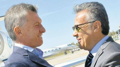 Macri sufre las internas de sus socios radicales