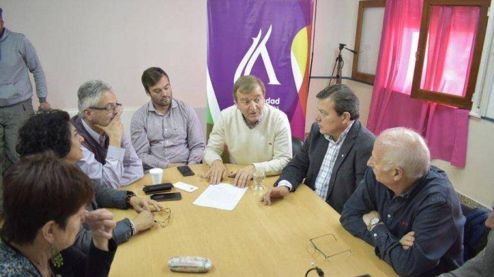 Cuatro municipios rionegrinos firman su ingreso al GIRSU