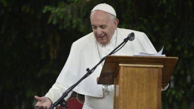 Mensaje del Papa para el Día por la Legalidad