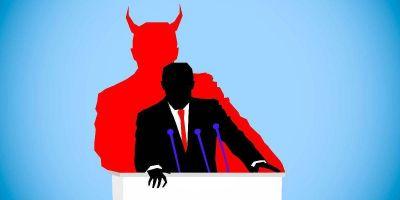 Cuando la propaganda política usa la religión y disfraza a los lobos de ovejas