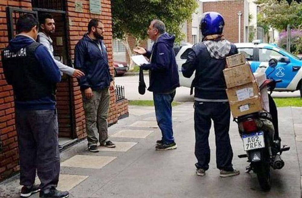 Confirman las prisiones preventivas a abogados por la millonaria estafa a Anses