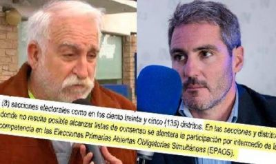 """Radicales con dos listas en Cambiemos: """"Desde Solidaridad Radical concurriremos a las PASO"""""""