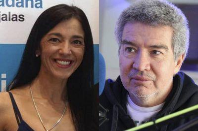 Los votantes de Cristina eligen a Cáceres y Rivero