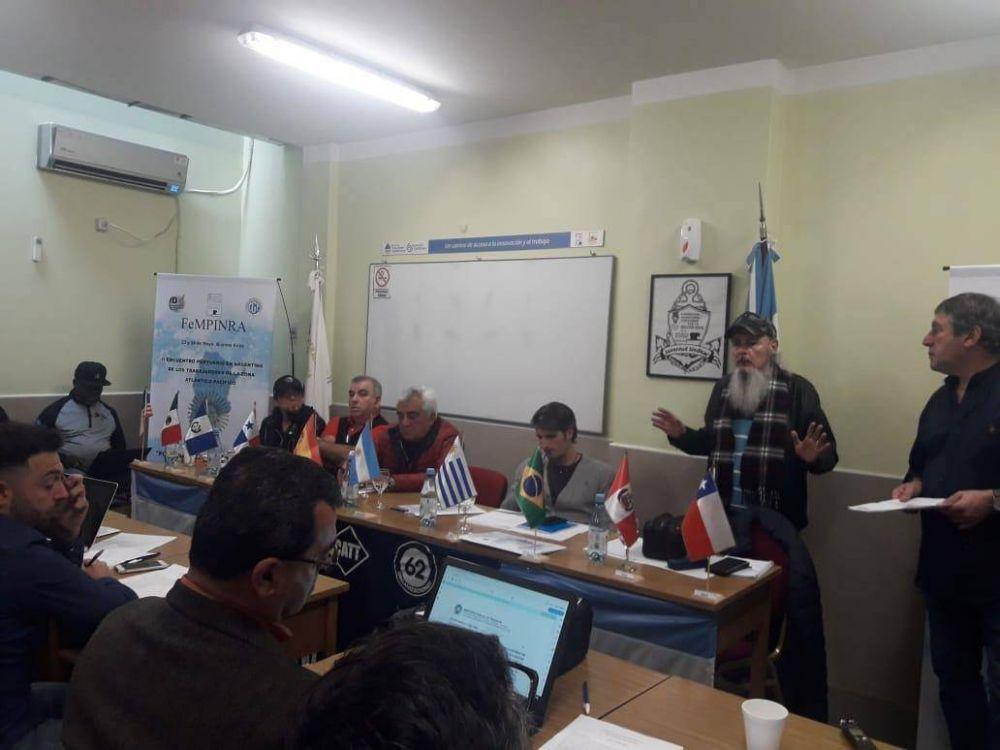Se celebra el II Encuentro de Portuarios en la FeMPINRA