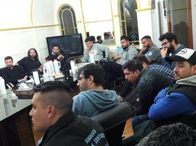 La Juventud Sindical avanza en la construcción de una agenda programática