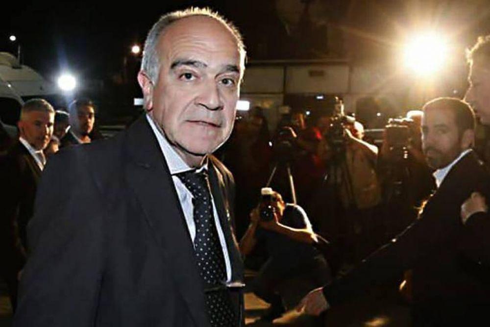 Seguirá suspendido el juez que se negó a meter preso a Pablo Moyano