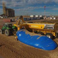 YPF usa maquinaria agrícola cordobesa en Vaca Muerta