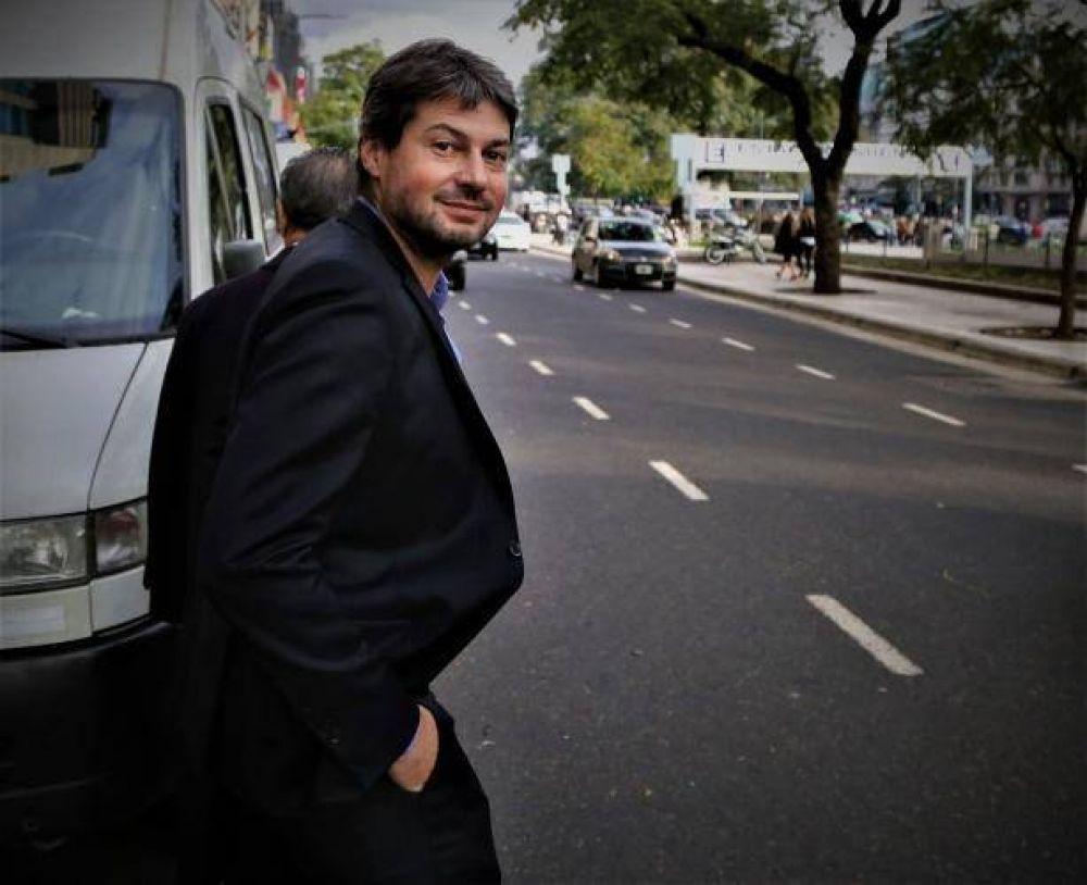Seducido por el albertismo, se acerca Lammens a la oposición para destronar a Larreta en la Ciudad