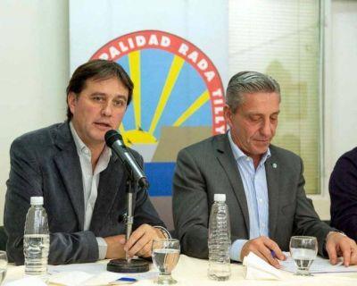 Rada Tilly: se licitaron las obras para finalizar el pluvial zona sur