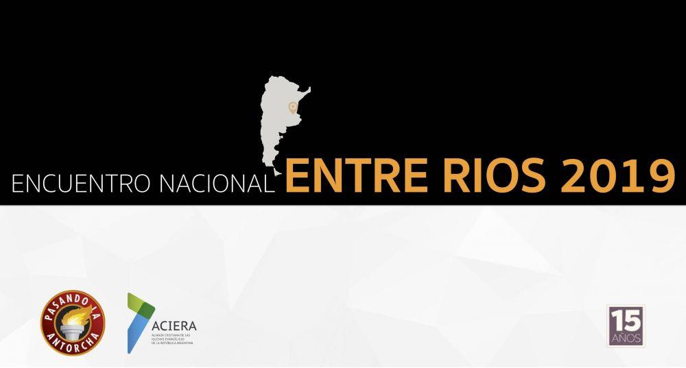 Encuentro Nacional de Líderes de Pasando la Antorcha en la Ciudad de Paraná