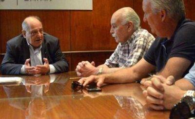 La discusión paritaria de los municipales quedó en un cuarto intermedio