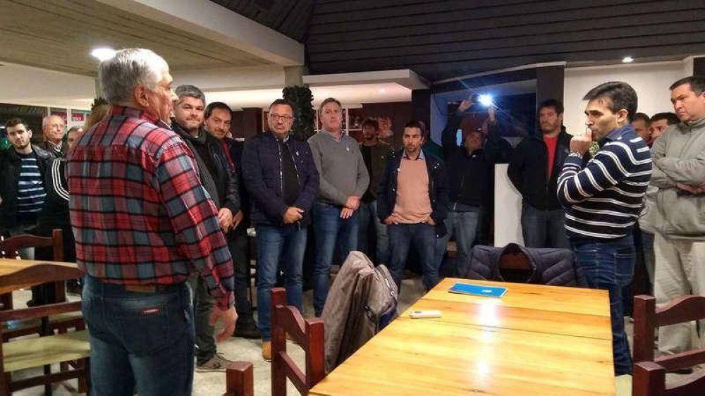 Con el respaldo del municipio, se afirma la Unión de Clubes Deportivos de Necochea
