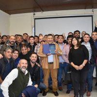 Emotivo reconocimiento a 'Loma' Ávila por sus 30 años en DLS
