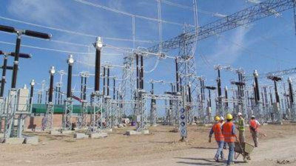 Cammesa recomienda a las cooperativas de Chubut reducir el consumo eléctrico
