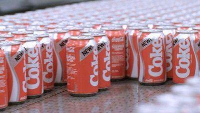 New Coke en