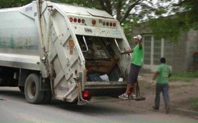 Este sábado no habrá recolección de residuos en la ciudad