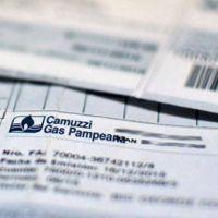 Camuzzi empezó a retirar los medidores de vecinos con retrasos en pagos