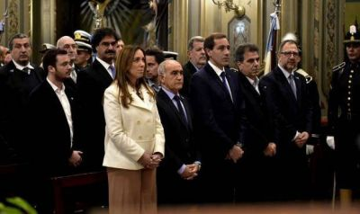 """En el Tedeum bonaerense """"Tucho"""" Fernández pidió un """"gran acuerdo político"""""""