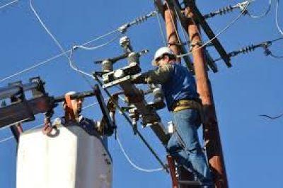 Nuevos cortes de energía de la Cooperativa Eléctrica