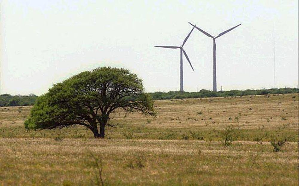 La COSEGA expondrá en Colombia el proyecto de su parque eólico