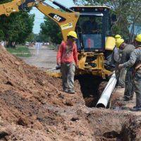 Más de $ 625 millones en obras de agua y cloacas para el sur santafesino