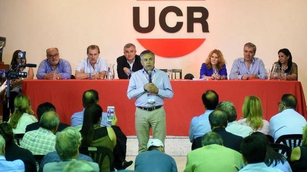 Convención nacional: la UCR ratificará que sigue en Cambiemos pero pedirá sumar a otros sectores