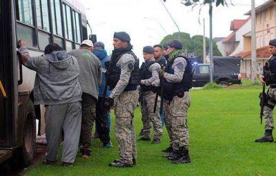 """Para el Foro Municipal de Seguridad, """"no se ve a Gendarmería en los barrios"""""""