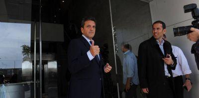Sergio Massa hace su propia convención para definir su futuro político