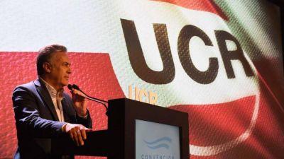 Cornejo pidió sumar al peronismo para no perder en octubre