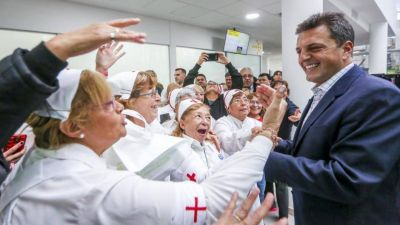 En el kirchnerismo ahora hablan de Massa primer diputado nacional
