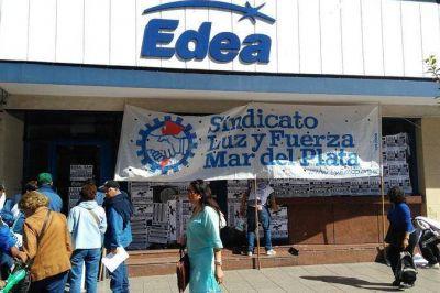"""Luz y fuerza denunció impunidad de EDEA """"ampara por OCEBA, el organismo de control"""""""