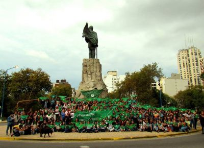 Aborto legal: Festival, Pañuelazo y marcha en Mar del Plata