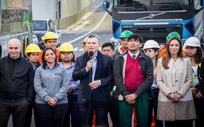 """Empresario marplatense """"arrepentido"""" presenció el acto de Macri en Capital Federal"""