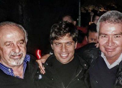 El presidente del PJ local participó del primer acto de Alberto Fernández y Cristina Kirchner en Merlo