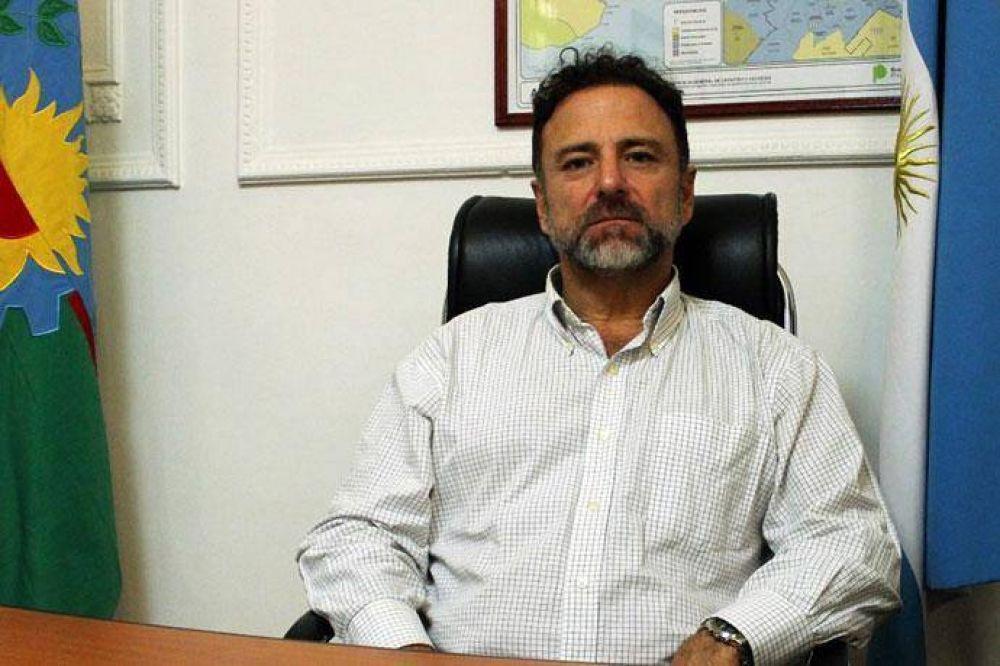 Nuevo Director Provincial de Puertos