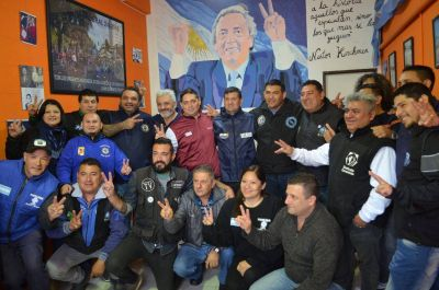 Se lanzó el Frente Sindical Unidad Ciudadana de Florencio Varela con la participación de más de 25 gremios