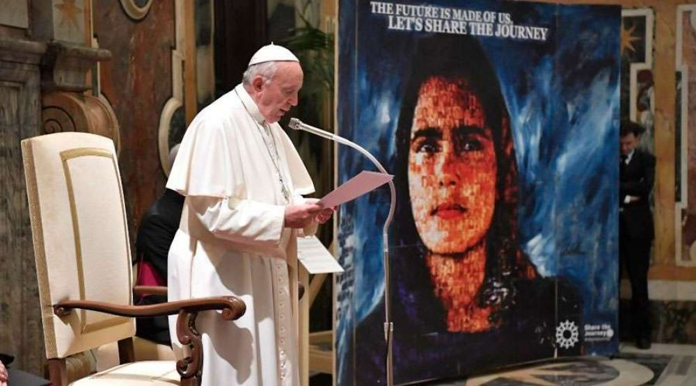 El Papa Francisco explica cuál es la peor discriminación contra los pobres