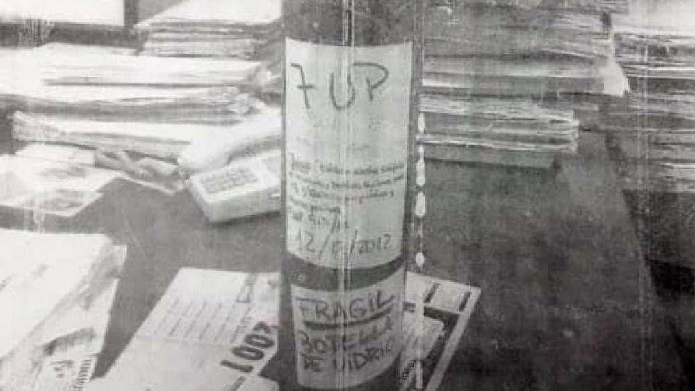 La Corte condena a la Cervecería Quilmes a pagarle una CIFRA MILLONARIA a una consumidora TUCUMANA que halló una pila adentro de la botella de Seven Up