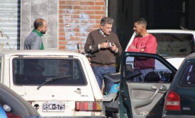Pulti sostuvo que se presentará a elecciones con la boleta vecinal de Acción Marplatense