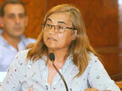 """Claudia Rodríguez: """"Multiplican las mentiras, no gestionan e intentan confundir"""""""