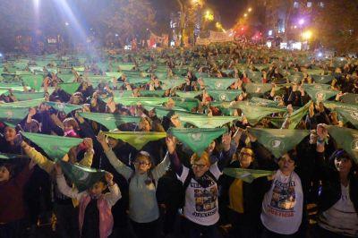 Mar del Plata pidió por el Aborto Legal, Seguro y Gratuito