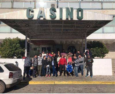 """Emoción y alegría de los trabajadores de Casino: """"Hoy le torcimos el brazo a un gigante"""""""