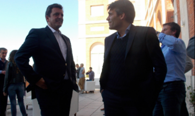 """Tras acuerdo de Massa, el intendente López define si se mantiene en el Frente Renovador o """"pega el portazo"""""""