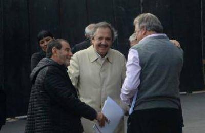 Alfonsín quiere convencer a Lavagna de ir a una Paso con Macri