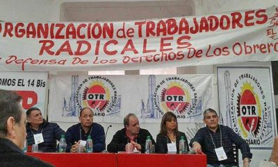 La UCR resolvió seguir en Cambiemos pero su pata sindical convocó a la huelga de hoy
