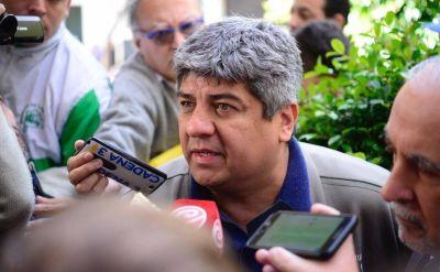 """Pablo Moyano vaticinó un paro """"muy fuerte"""" y pidió profundizar el plan de lucha"""