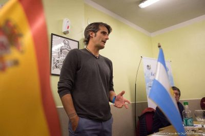 "Jordi Aragunde, IDC: ""Trazar la estrategia para frenar el avance del neoliberalismo"""