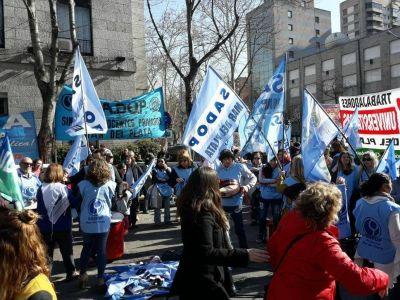 Colegios Privados: SADOP exige a empleadores «que tomen nota del reclamo»