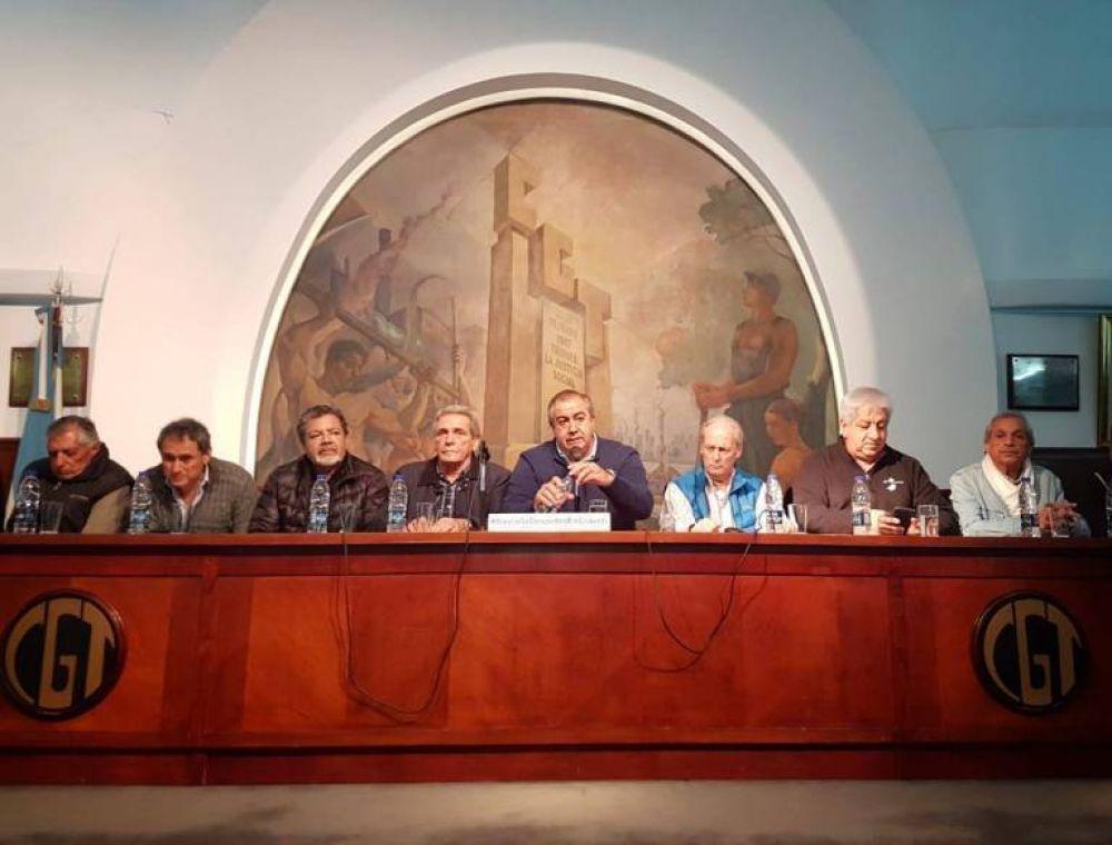 """La CGT pidió acciones para """"frenar la decadencia social, política y económica"""" del país"""