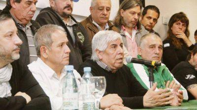 Paro: fue contundente y el último contra Macri; conflicto será en la calle